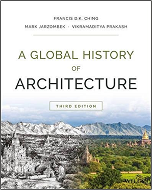 Cover for Global History of Architecture